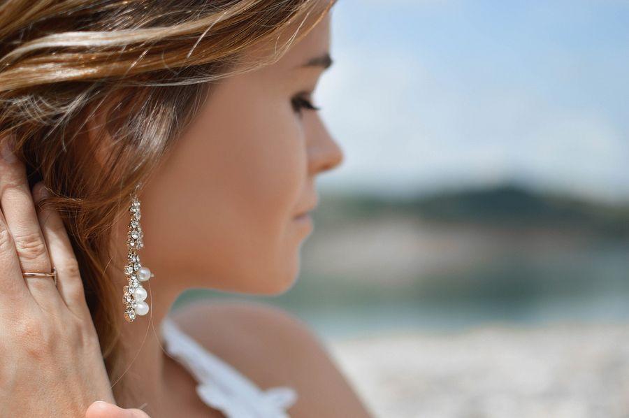 Biżuteria dla szatynki